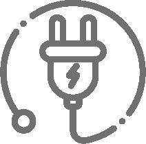 電気設備工事アイコン